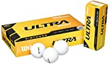 Wilson Ultra 500 Distance Golf Ball (15-Pack), White